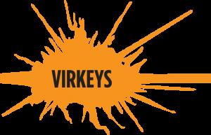 Virkeys_musta_txt