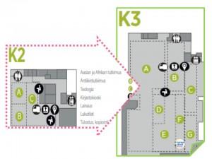 K2-K3