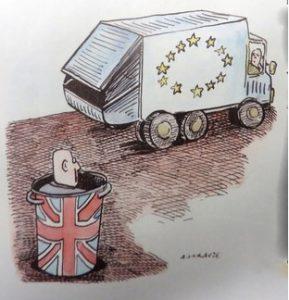Brexit cartoon by Gwydion M Williams CC-BY 2 0 via Flickr