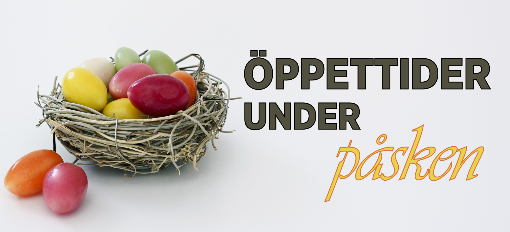 öppettider i helsingör i påsk