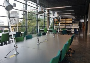 Nearly finished: Meilahti Campus Library awaits for its users