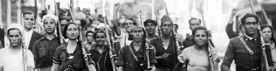 La guerra civil y el franquismo en la novela española actual
