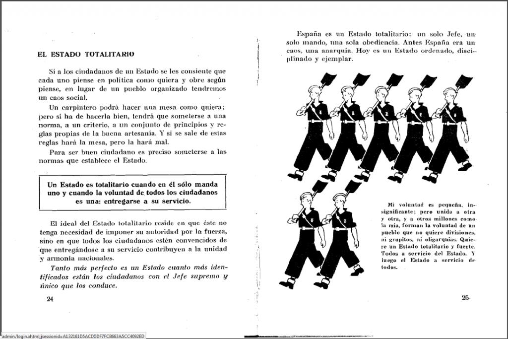 El Estado totalitario
