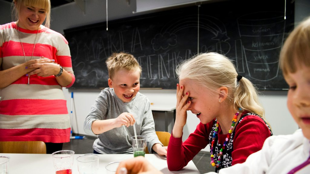 Makers of the future at the heart