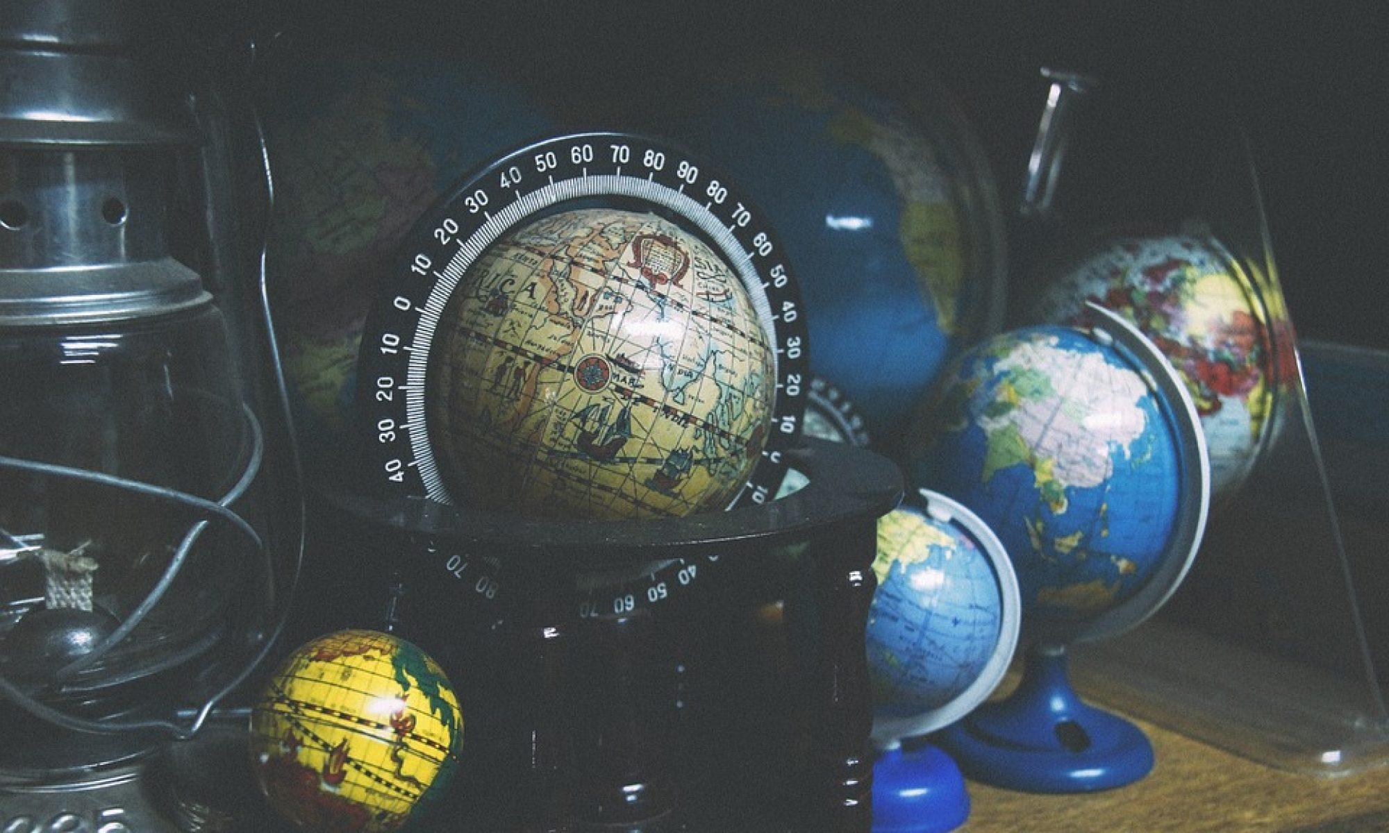 Geoinformatiikan menetelmät -kurssiblogi
