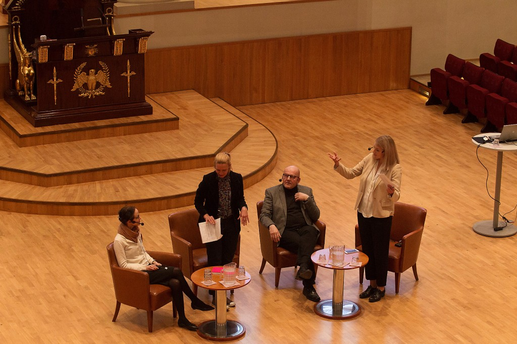 Hyvä yhteiskunta seminaari 22.10.2015 Photo HY_Linda Tammisto