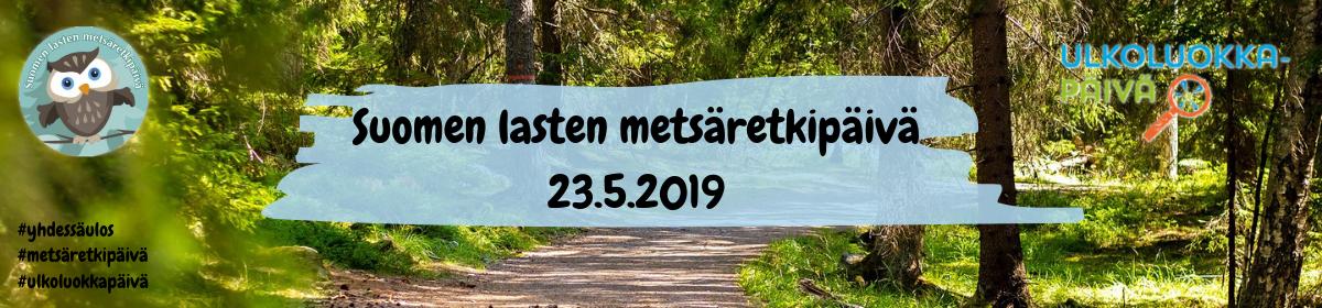 Suomen lasten metsäretkipäivä