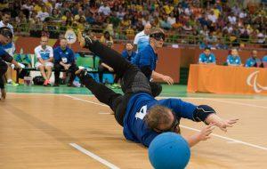 Maalipallo_Rion Paralympialaiset_Suomi-USA