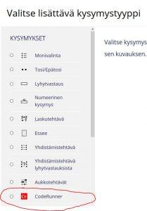 Moodle Helsinki.Fi