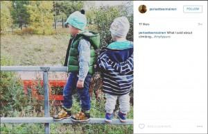 Lapset_metro_metsaa