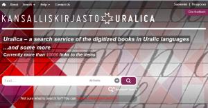 Uralic screengrab