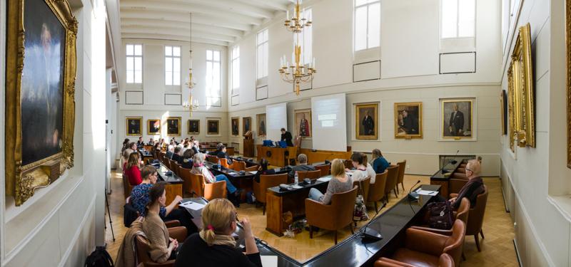 Department of Finnish, Finno-Ugrian and Scandinavian Studies