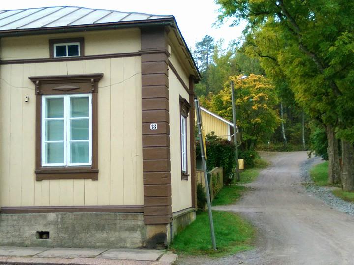 Loviisa_katunäkymä