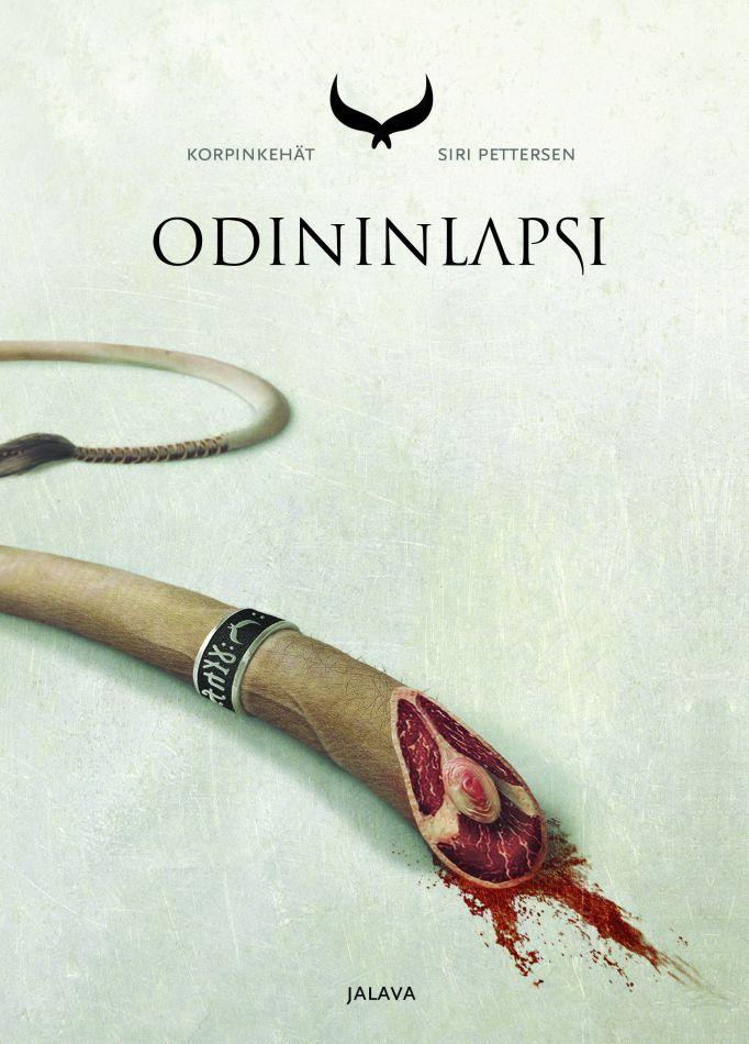 Odininlapsi kirjan kansi