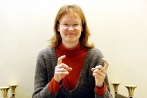 Karin Hoyer