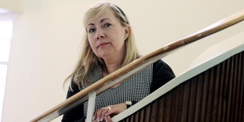Jaana Suviniitty Kuva: Nykykielten laitos