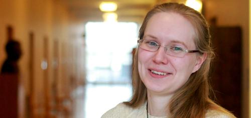 Niina Hynninen Kuva: Nykykielten laitos