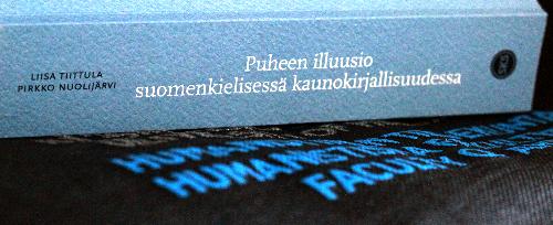 Puheen illuusio suomalaisessa kaunokirjallisuudessa