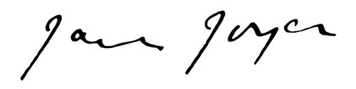 James_Joyce_signature