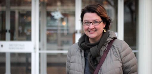 Ulla Tuomarla Kuva: Ville Korhonen