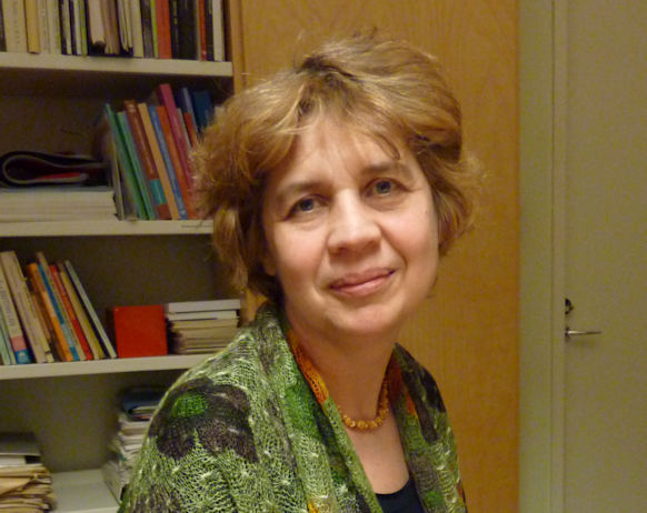 Professor Rakhilina