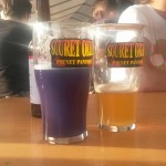 SOPP 2014 sininen olut