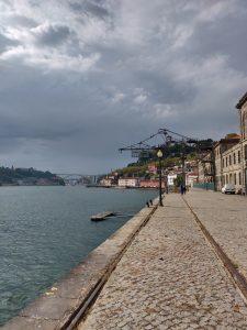 Näkymä Douro-joelle