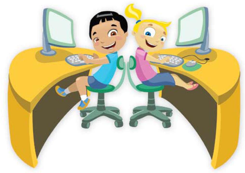 in english oppia ja iloa kouluun information technology clipart information and communication technology clipart