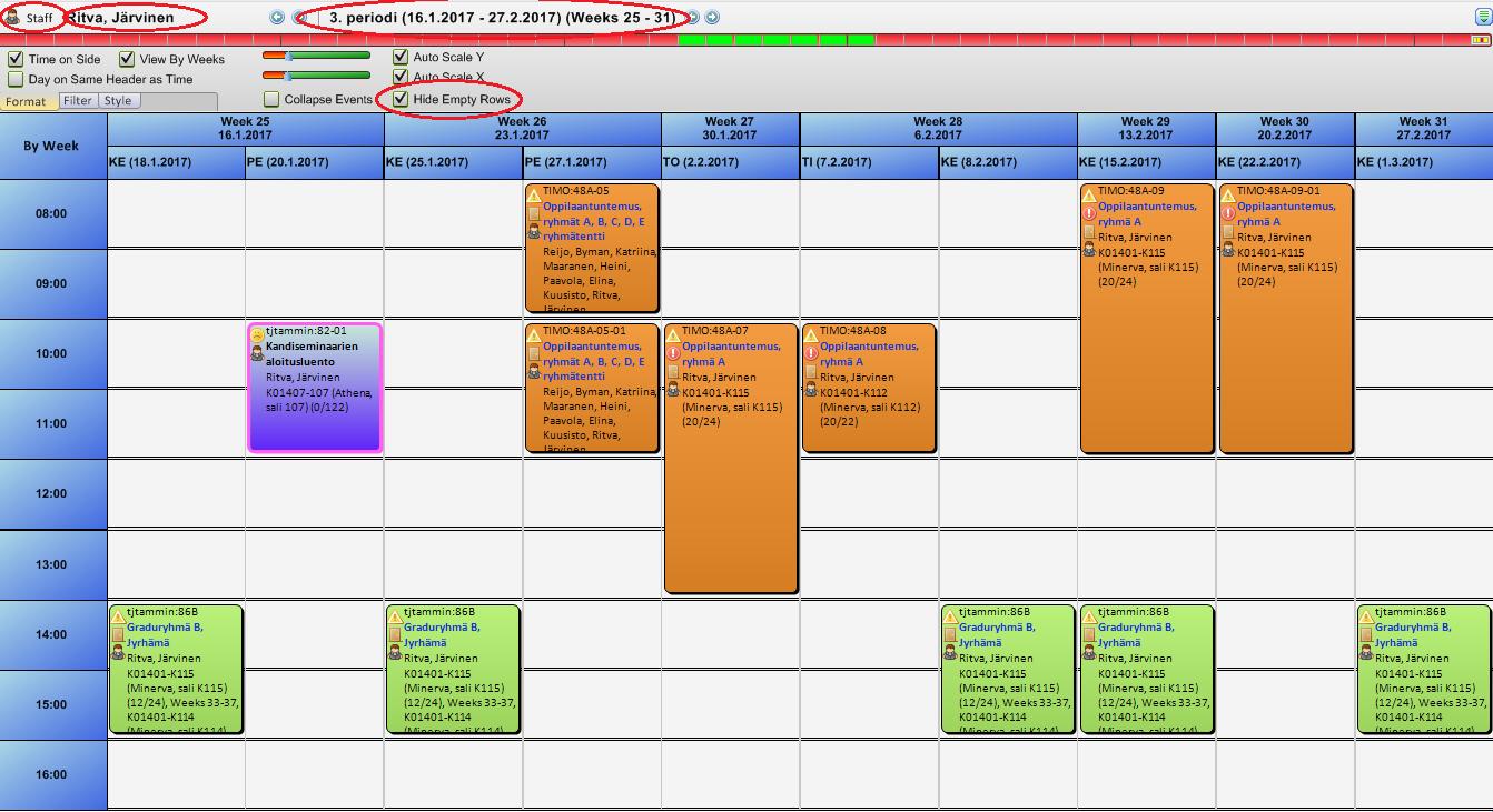 timetable-opettajan-opetus