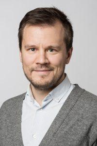 Petri Danielsson potretti, kuvaaja Siru Danielsson