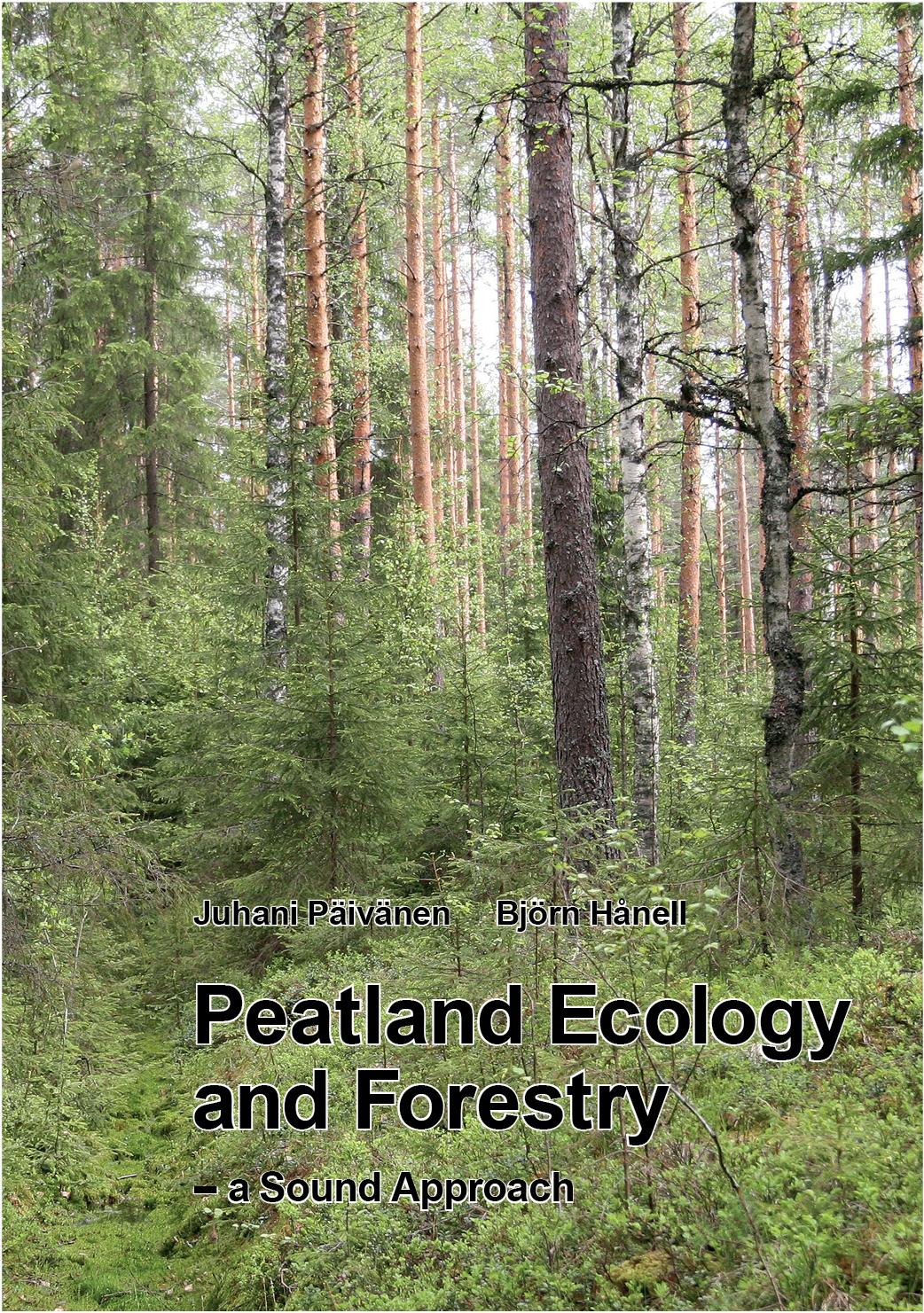 Published thesis on ecology