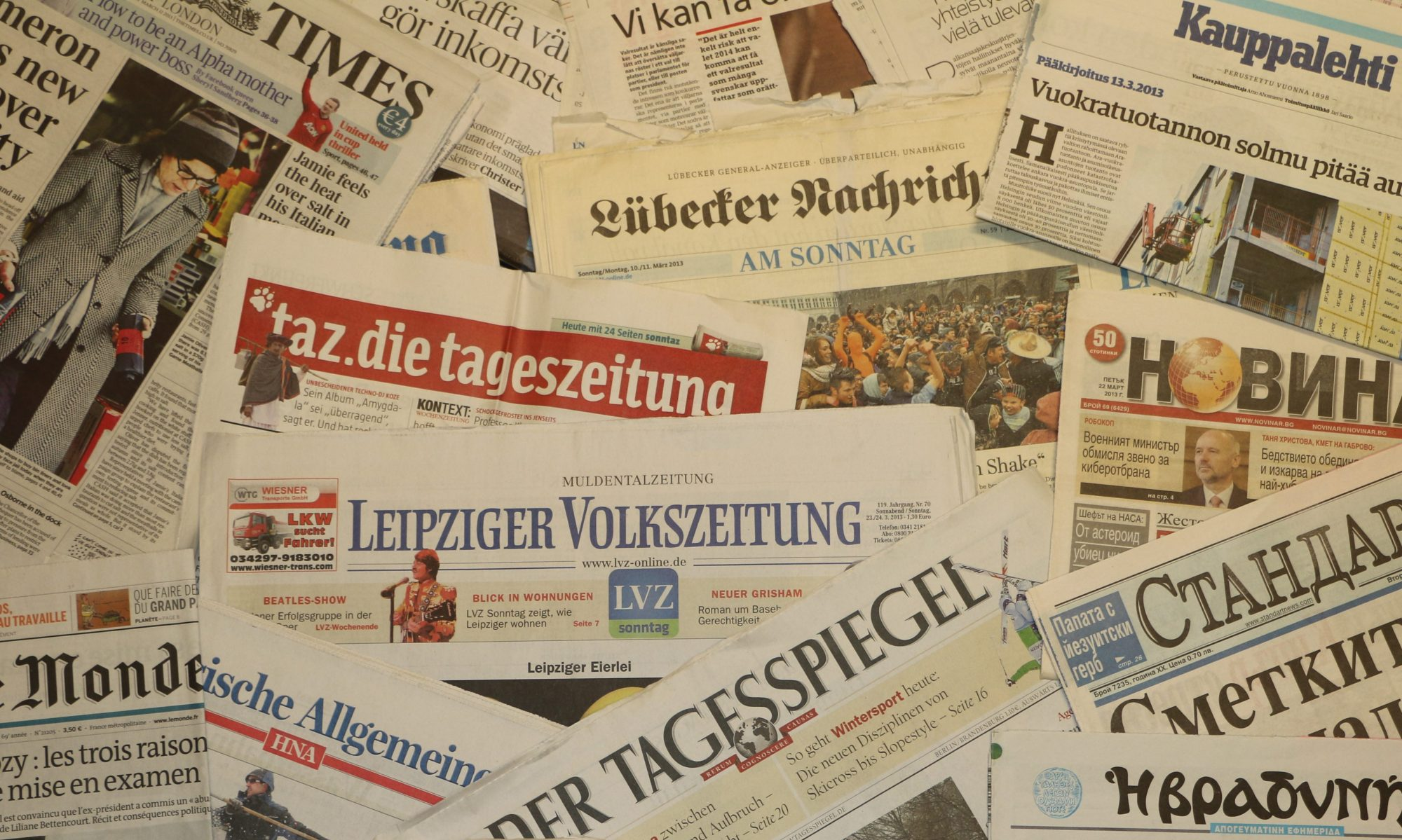 Projekt 'Persuasionsstile in Europa'