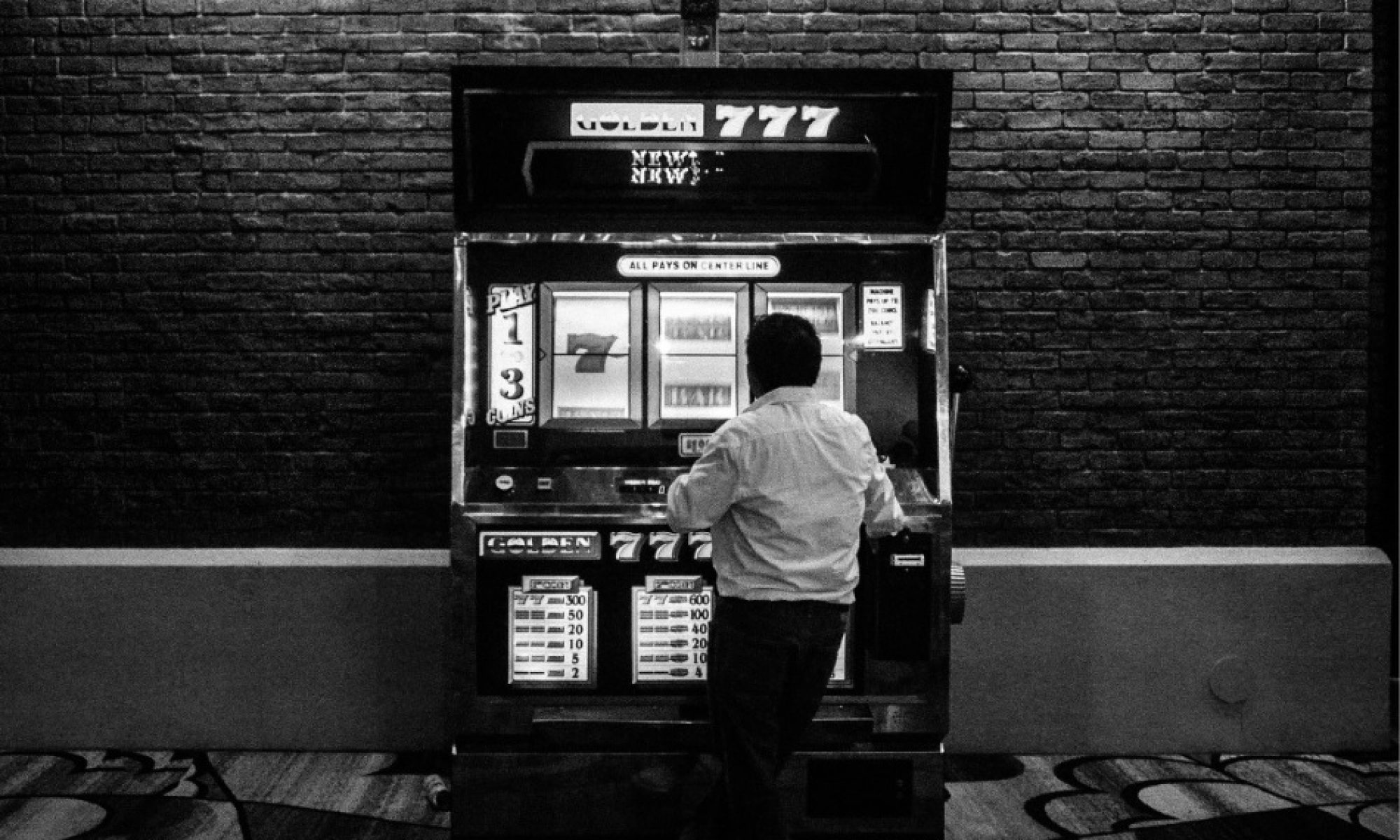 Political economy of gambling