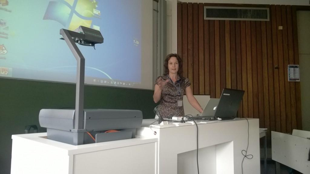 Prof. Leelo Keevallik Linköpingin yliopistosta tooimi paneelimme erinomaisena kommentaattorina.