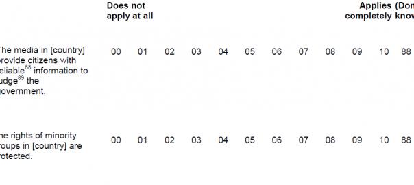 Survey | Quantitative Methods for Communication Students