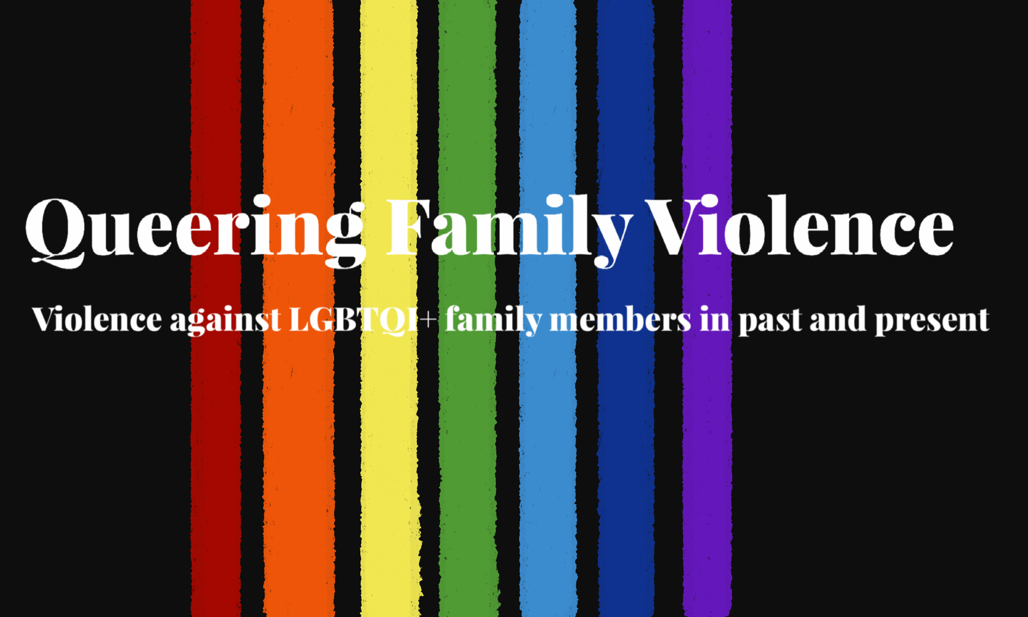 Queering Family Violence