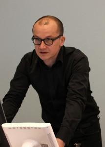 Jari Kaukua (photo Heikki J. Koskinen)
