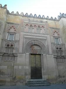 Mezquita ulkoseinä