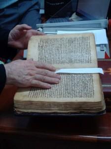 abuna bible