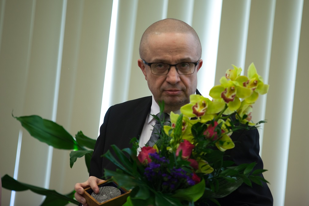 Academy professor Markku Kulmala (photo: J. M. Cano).