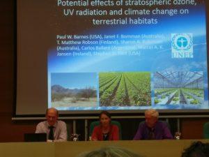 UNEP Panel Presentations