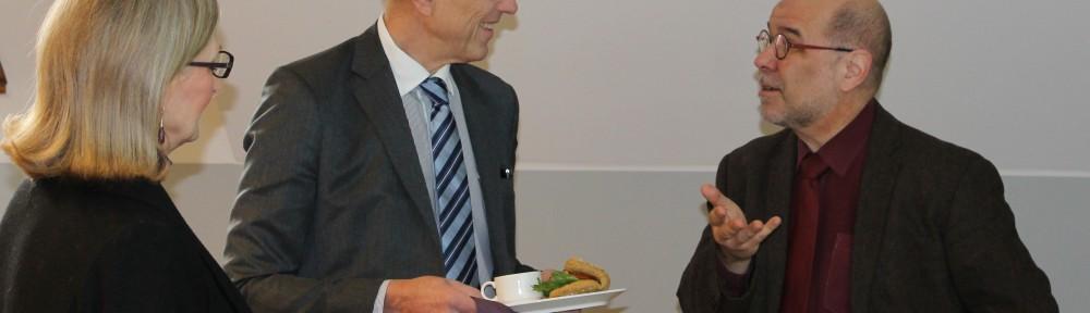 Chancellor Visits CSTT