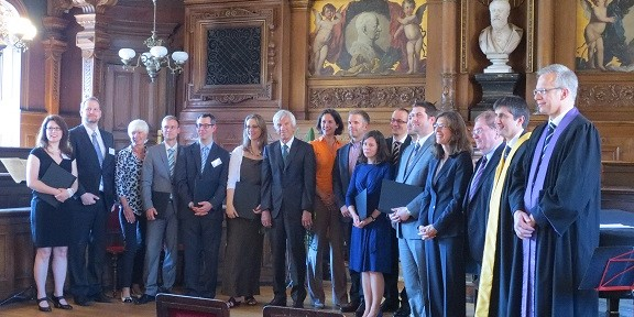 The Manfred Lautenschlaeger Award Ceremony and Colloquium 2014