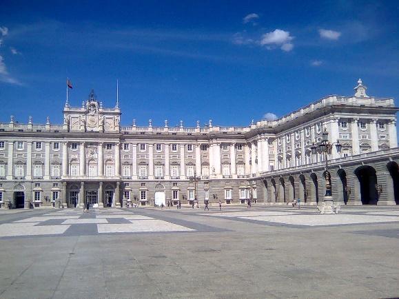 Palacio Real de Madrid (Photo: Tuukka Kauhanen)