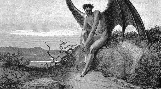 The Origins of Satan in Judaism