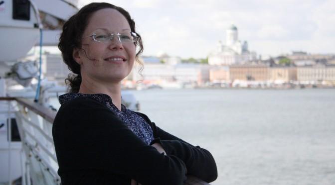 Dosentti päivystää henkimaailman asioita: Haastattelussa Hanne von Weissenberg