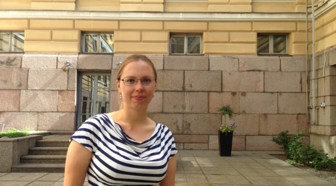 Silmät Auki Sitaateille: Haastattelussa Katja Kujanpää