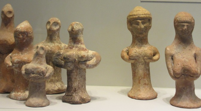 Faces From the Past: Ancient Near Eastern Figurines (Tallinn, Sept 17-18)