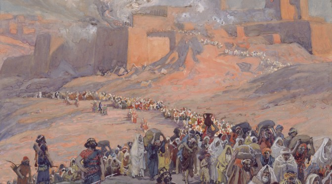 Pakolaiskysymys Raamatussa
