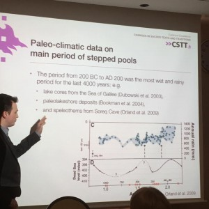 Rick paleoclimatic data